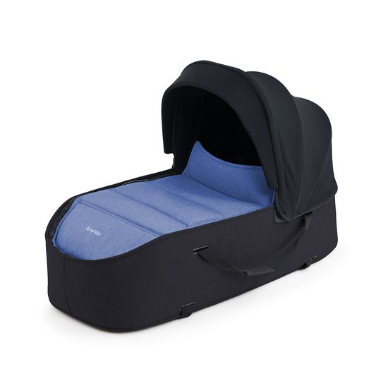 Connect Carrycot Blue