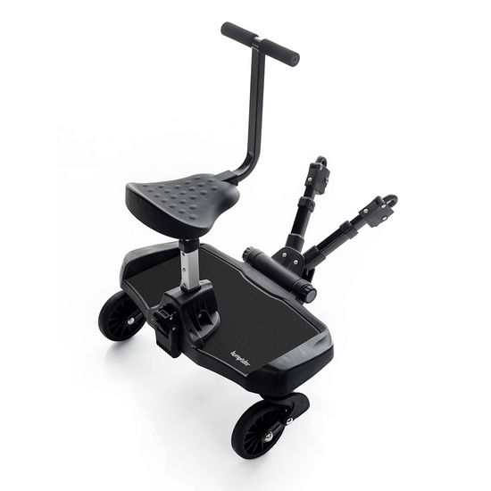 Ride-on Board Sit Black